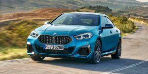 Renting BMW Serie 2