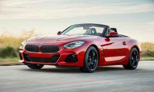 Renting BMW Z4