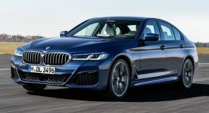 Renting BMW Serie 5