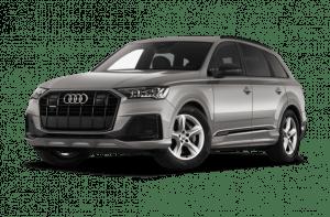 Renting Audi Q7
