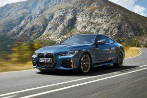 Renting BMW Serie 4