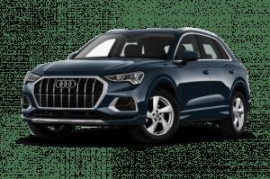 Renting Audi Q3