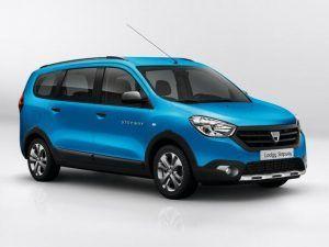 Renting Dacia Lodgy