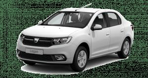Renting Dacia Logan