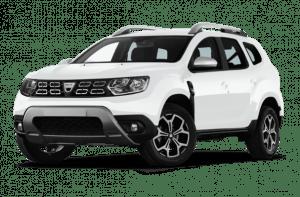 Renting Dacia Duster