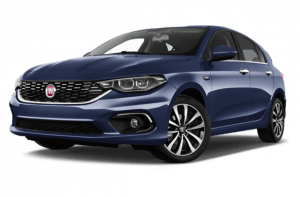 Renting Fiat Tipo