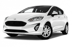 Renting Ford Fiesta