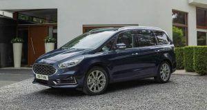 Renting Ford Galaxy