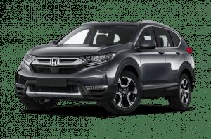 Renting Honda CR-V