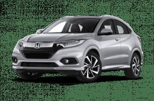 Renting Honda HR-V