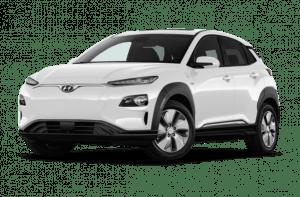 Renting Hyundai Kona Eléctrico