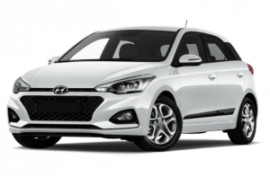 Renting Hyundai i20