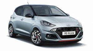 Renting Hyundai i10