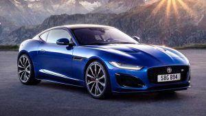Renting Jaguar F-Type