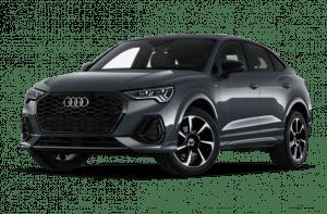 Renting Audi Q3 Sportback
