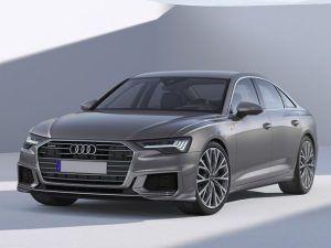 Renting Audi A6