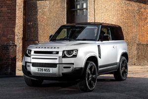 Renting Land Rover Defender