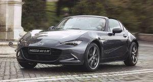 Renting Mazda MX-5 RF