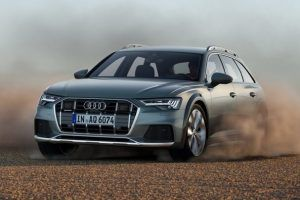 Renting Audi A6 Allroad