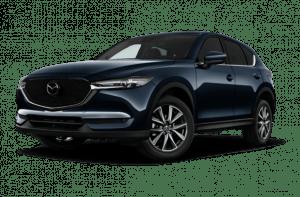 Renting Mazda CX-5