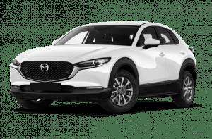 Renting Mazda CX-30
