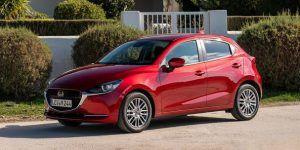 Renting Mazda 2