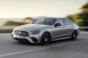 Renting Mercedes-Benz Clase E