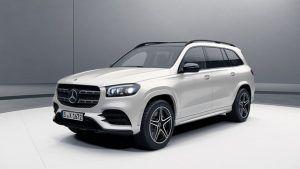 Renting Mercedes-Benz GLS