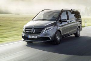 Renting Mercedes-Benz Clase V