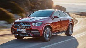 Renting Mercedes-Benz GLE