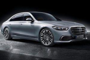 Renting Mercedes-Benz Clase S