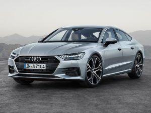 Renting Audi A7 Sportback