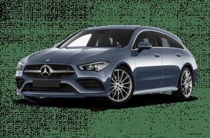 Renting Mercedes-Benz CLA
