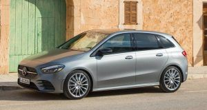 Renting Mercedes-Benz Clase B