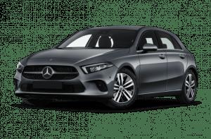 Renting Mercedes-Benz Clase A