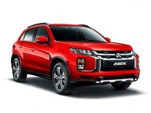 Renting Mitsubishi ASX
