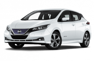 Renting Nissan LEAF