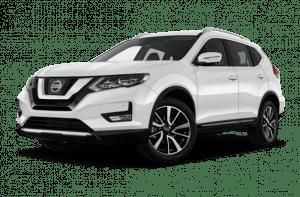 Renting Nissan X-Trail