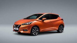 Renting Nissan Micra