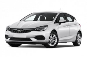 Renting Opel Astra
