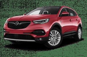 Renting Opel Grandland