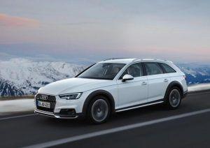 Renting Audi A4 Allroad