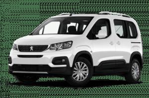 Renting Peugeot Rifter