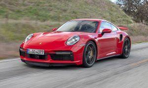 Renting Porsche 911