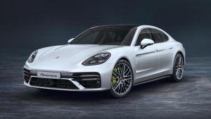Renting Porsche Panamera