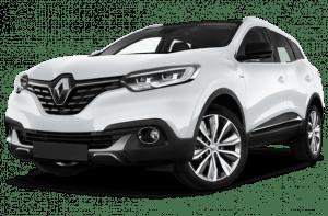 Renting Renault Kadjar