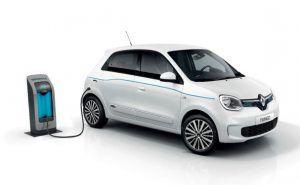 Renting Renault Twingo Electric