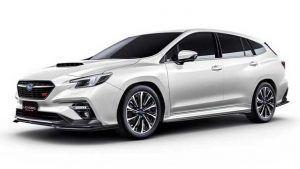 Renting Subaru Levorg