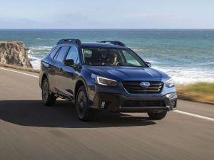 Renting Subaru Outback