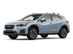 Renting Subaru XV